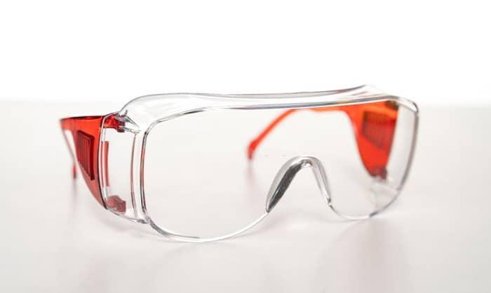 best over glasses safety glasses