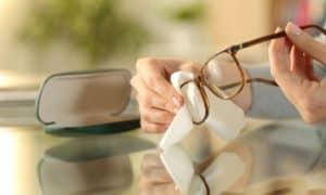 best eyeglass wipes