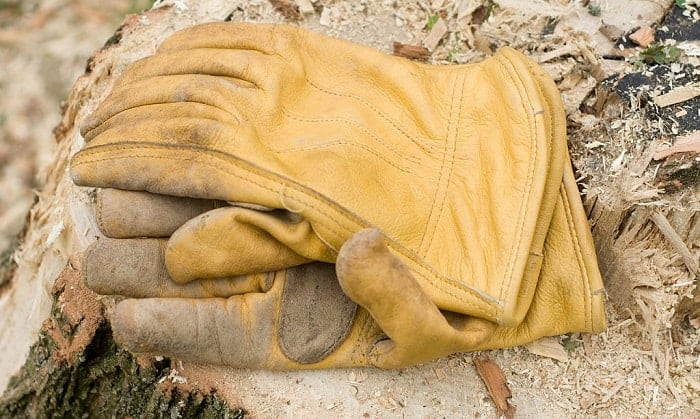 How-do-you-clean-and-restore-leather-work-gloves