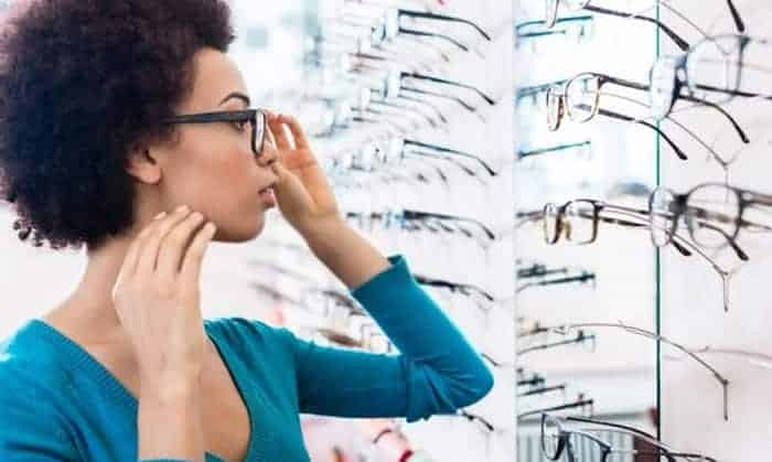 How to prevent glasses marks on nose