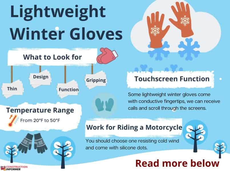 best-lightweight-cold-weather-gloves