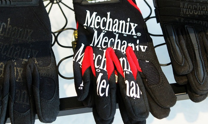 where are mechanix gloves made