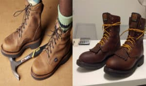 Ariat vs Justin work boots