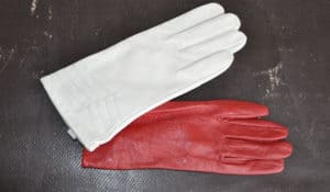 how to dye leather gloves