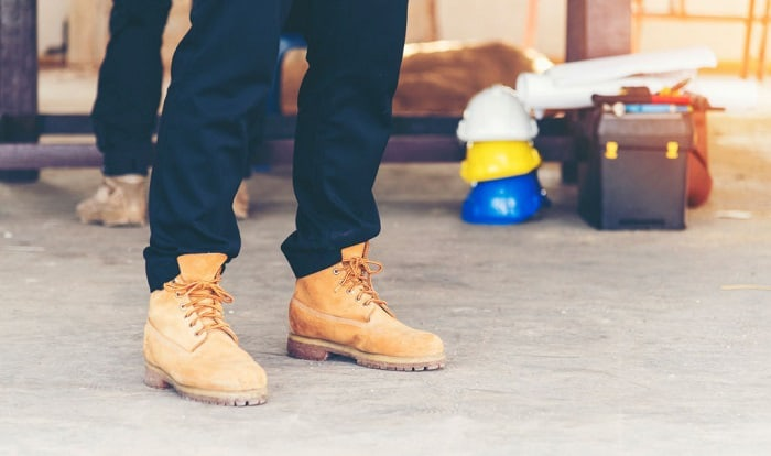 how to make steel toe boots comfortable